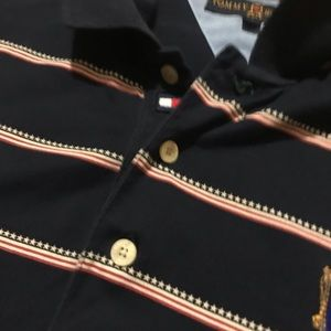 Tommy Hilfiger Shirts - Vintage tommy hilfiger golf polo